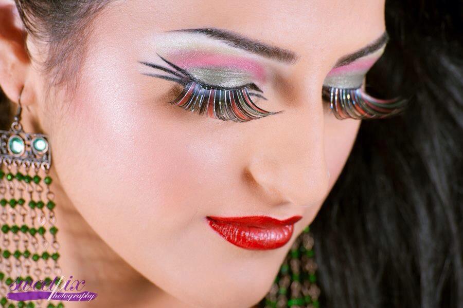 Rasha Petros makeup artist. makeup by makeup artist Rasha Petros. Photo #54949