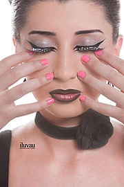 Rasha Petros makeup artist. makeup by makeup artist Rasha Petros. Photo #54950
