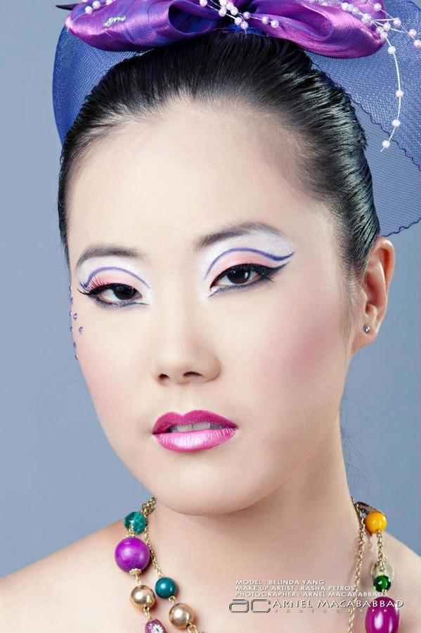 Rasha Petros makeup artist. makeup by makeup artist Rasha Petros. Photo #54953