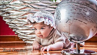 Raul Pennino photographer (fotografo). Work by photographer Raul Pennino demonstrating Baby Photography.Baby Photography Photo #56693