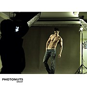 Ravak Foroughi model. Photoshoot of model Ravak Foroughi demonstrating Body Modeling.Body Modeling Photo #68885