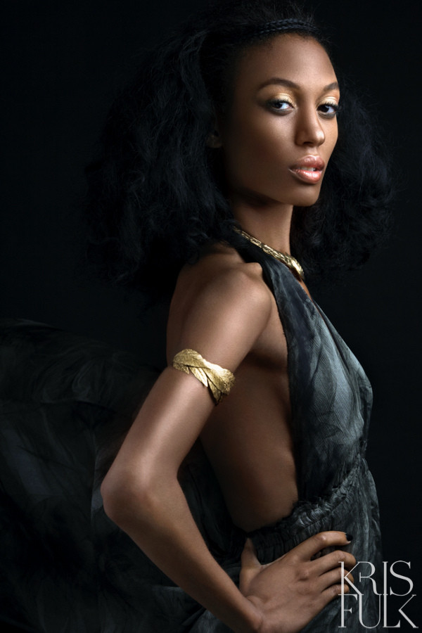 Raven Forrester Model