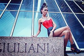 Raven Forrester model. Photoshoot of model Raven Forrester demonstrating Fashion Modeling.Fashion Modeling Photo #159635