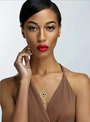 Raven Forrester model. Photoshoot of model Raven Forrester demonstrating Face Modeling.Irina Petrova Kendrick for Dazzling BloomFace Modeling Photo #211669