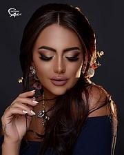 Rawan Sharaf model. Modeling work by model Rawan Sharaf. Photo #208081
