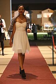 Rebecca Ramaema Model