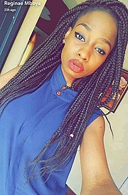 Reggy is an upcoming Kenyan model who is great with shoots and also commercials.She is 20 years old with a great sense of humor and incredib