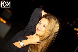 Reine Challita model (μοντέλο). Photoshoot of model Reine Challita demonstrating Face Modeling.Face Modeling Photo #227585