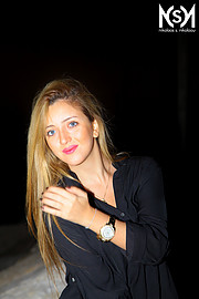 Reine Challita model (μοντέλο). Photoshoot of model Reine Challita demonstrating Face Modeling.Face Modeling Photo #227588