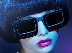Renat Touichev fashion photographer. photography by photographer Renat Touichev.Eyewear Photo #57450