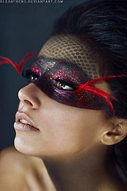 Ria Kanakari makeup artist (Ρία Κανακάρη μακιγιέρ). Work by makeup artist Ria Kanakari demonstrating Creative Makeup.Eyelash ExtensionsCreative Makeup Photo #146334