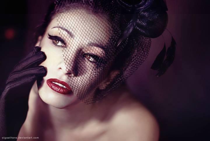 Ria Kanakari (Ρία Κανακάρη) makeup artist hair stylist. Work by makeup artist Ria Kanakari demonstrating Beauty Makeup.Beauty Makeup Photo #146335