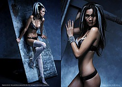 Richard Warren photographer. Work by photographer Richard Warren demonstrating Body Photography in a photo-session with the model Dana Thompson.==Muse Magazine Italy==Art Director: Luca MarottaFashion Editor: Sarah LewisHair: Kristen SerefinoMakeup