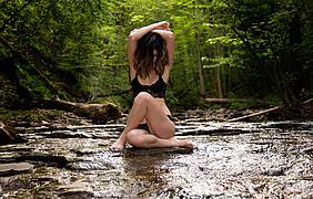 Rick O'Banion photographer. photography by photographer Rick O Banion.Nicole Ametrine Photo #87538