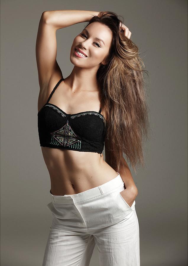 Riina Seise model (modèle). Photoshoot of model Riina Seise demonstrating Fashion Modeling.Fashion Modeling Photo #112213