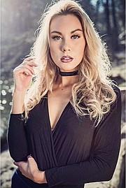 Riina Seise model (modèle). Photoshoot of model Riina Seise demonstrating Face Modeling.Face Modeling Photo #185278