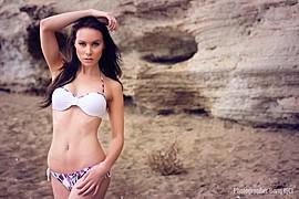Riina Seise model (modèle). Photoshoot of model Riina Seise demonstrating Body Modeling.Body Modeling Photo #98228