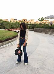 Rinada Hibah model. Photoshoot of model Rinada Hibah demonstrating Fashion Modeling.Fashion Modeling Photo #209960