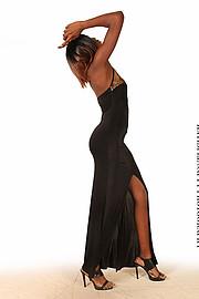Riri Senoerita Joe professional model. Photoshoot of model Rita Joseph demonstrating Fashion Modeling.Fashion Modeling Photo #216645