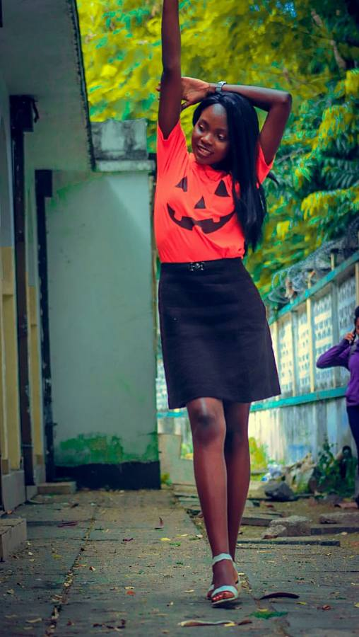 Ritah Negesa model. Photoshoot of model Ritah Negesa demonstrating Fashion Modeling.Fashion Modeling Photo #221129