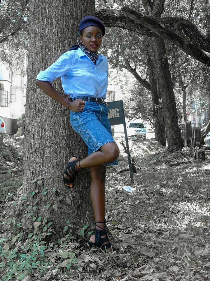 Ritah Negesa model. Photoshoot of model Ritah Negesa demonstrating Fashion Modeling.Fashion Modeling Photo #221130