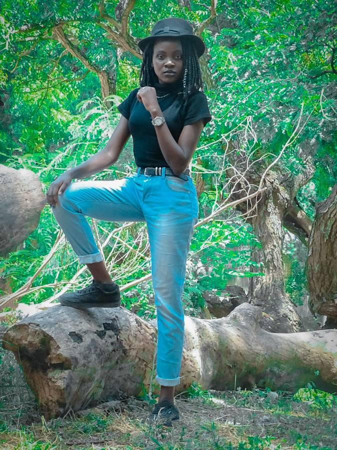 Ritah Negesa model. Photoshoot of model Ritah Negesa demonstrating Fashion Modeling.Fashion Modeling Photo #221132