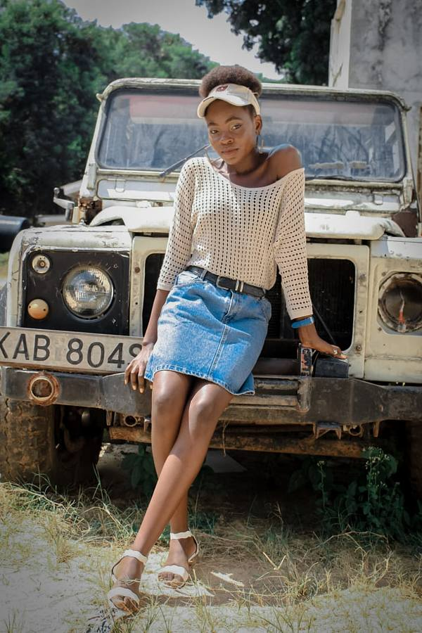 Ritah Negesa model. Photoshoot of model Ritah Negesa demonstrating Fashion Modeling.Fashion Modeling Photo #221133