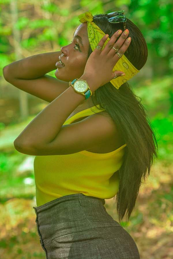 Ritah Negesa model. Photoshoot of model Ritah Negesa demonstrating Fashion Modeling.Fashion Modeling Photo #221134