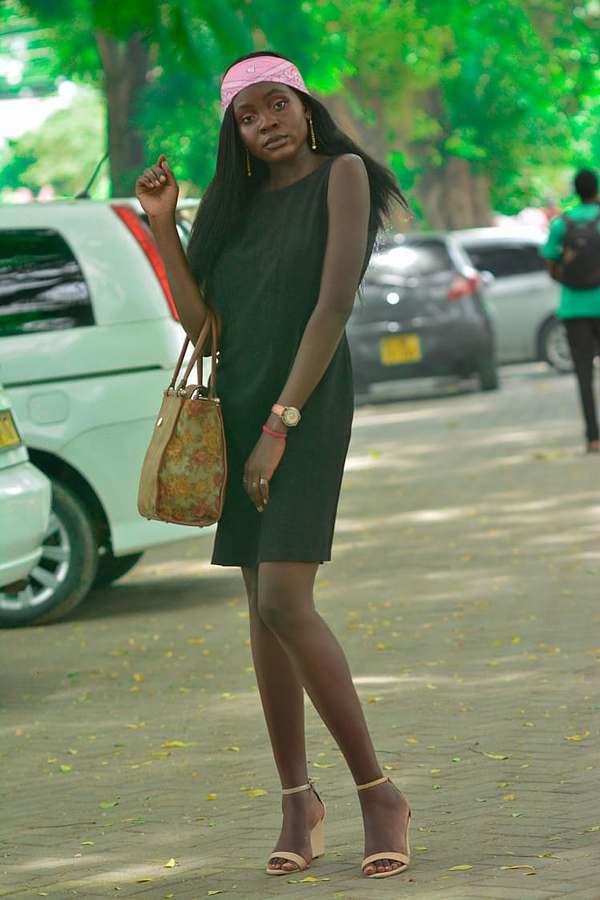 Ritah Negesa model. Photoshoot of model Ritah Negesa demonstrating Fashion Modeling.Fashion Modeling Photo #221138