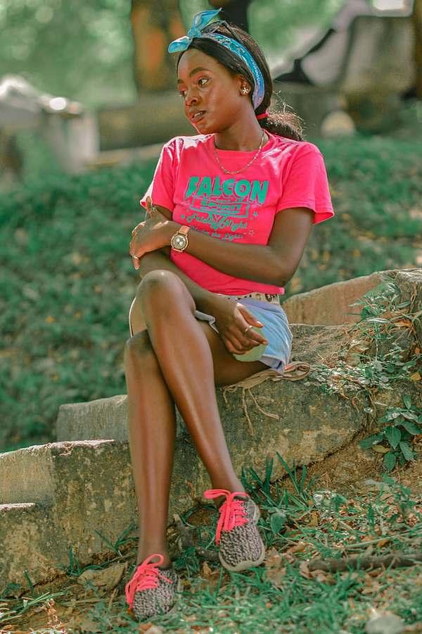 Ritah Negesa model. Photoshoot of model Ritah Negesa demonstrating Fashion Modeling.Fashion Modeling Photo #221139