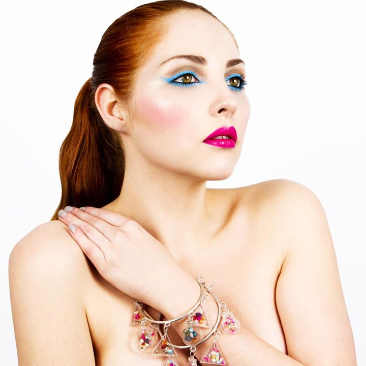 Rob Povey makeup artist. Work by makeup artist Rob Povey demonstrating Beauty Makeup.BraceletBeauty Makeup Photo #55291