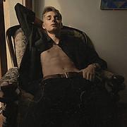 Robert Lupu model. Photoshoot of model Robert Lupu demonstrating Fashion Modeling.Fashion Modeling Photo #223711