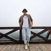 Robert Lupu model. Photoshoot of model Robert Lupu demonstrating Fashion Modeling.Fashion Modeling Photo #225782