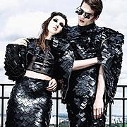Romain Thevenin fashion designer (créateur). design by fashion designer Romain Thevenin. Photo #177433