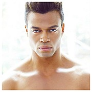Ronnie Damiono Brown model. Photoshoot of model Ronnie Damiono Brown demonstrating Face Modeling.Face Modeling Photo #77624