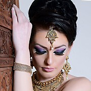 Roobia Din makeup artist & hair stylist. makeup by makeup artist Roobia Din. Photo #40481
