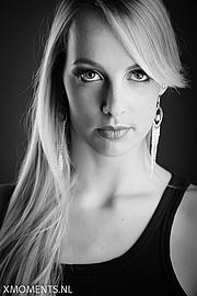 Rosanne Van Welzen Model