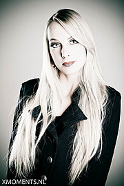 Rosanne Van Welzen model. Photoshoot of model Rosanne Van Welzen demonstrating Face Modeling.Face Modeling Photo #104478