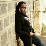 Rose Okwende model. Modeling work by model Rose Okwende. Photo #225069