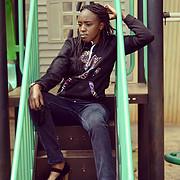 Rose Okwende model. Photoshoot of model Rose Okwende demonstrating Fashion Modeling.Fashion Modeling Photo #225080