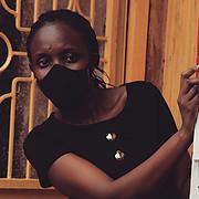Rose Okwende model. Photoshoot of model Rose Okwende demonstrating Fashion Modeling.Fashion Modeling Photo #225096