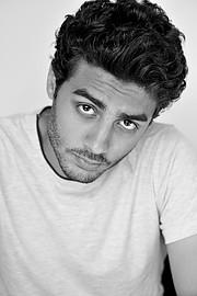 Roshdy Mohamed model. Photoshoot of model Roshdy Mohamed demonstrating Face Modeling.Face Modeling Photo #227270