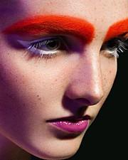 Ross Mccallum makeup artist & hair stylist. Work by makeup artist Ross Mccallum demonstrating Creative Makeup.Creative Makeup Photo #64267