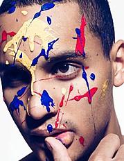 Ross Mccallum makeup artist & hair stylist. Work by makeup artist Ross Mccallum demonstrating Creative Makeup.Creative Makeup Photo #64279