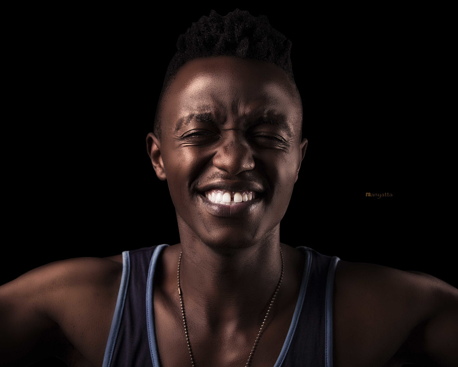 Roy Mungez photographer. Work by photographer Roy Mungez demonstrating Portrait Photography in a photo-session with the model Samuel Mwaniki.Model: Samuel Mwaniki@manyattafilmsPortrait Photography Photo #210749
