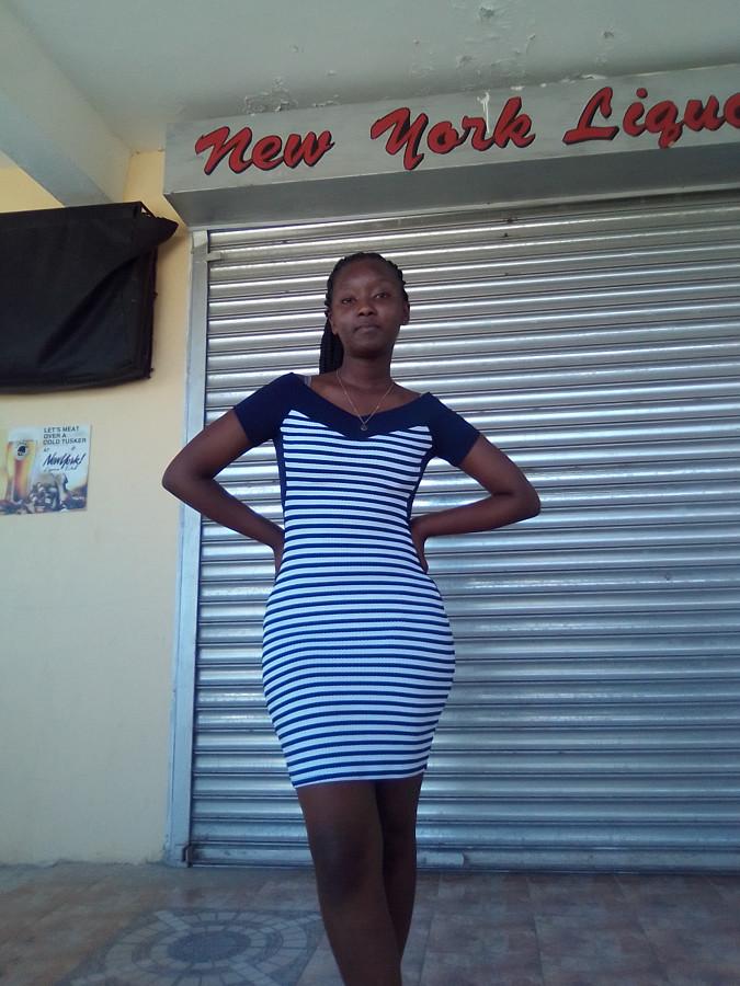 Ryanna Wamboi Model