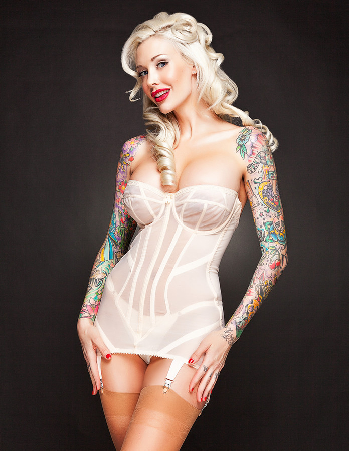 Sabina Kelley Pinup Model