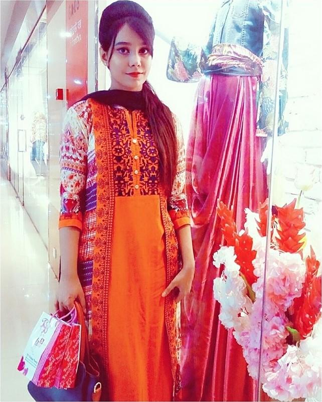 Sadia Jahan Model
