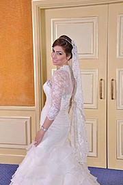 Safy Darwish makeup artist. Work by makeup artist Safy Darwish demonstrating Bridal Makeup.Bridal Makeup Photo #73090