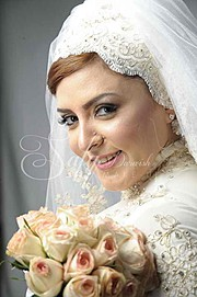 Safy Darwish makeup artist. Work by makeup artist Safy Darwish demonstrating Bridal Makeup.Bridal Makeup Photo #73092